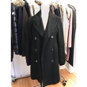 French Connection Classic Coat